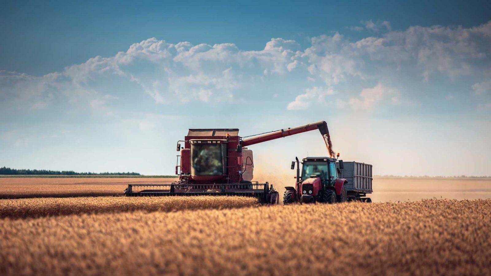 Negozio Macchinari Agricoltura