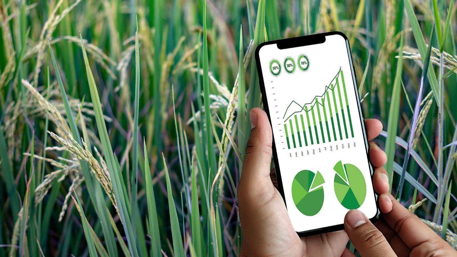 Tecnologia per l'argricoltura e giardinaggio
